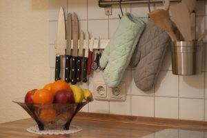 Ferienwohnung Elbdeich 2 Küche